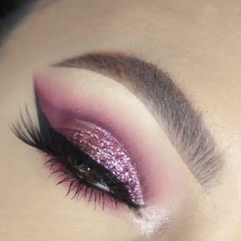 Latest eye makeup #EyeMakeupRed