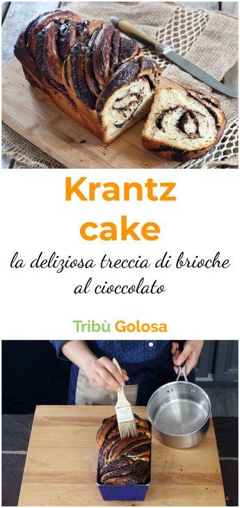 La RICETTA della Krantz Cake, la TRECCIA più GOLOSA che ci sia!