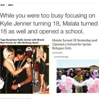 Repost @jvms0819 😍😍😍 Malala 🙌🙌🙌