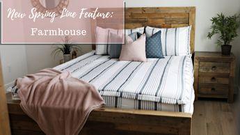 Spring Line Feature: Farmhouse