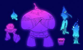 88 Gambar Hantu Animasi Gerak HD Terbaru
