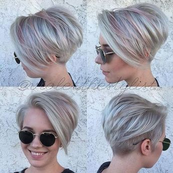 Top 18 Short Hairstyle Ideas