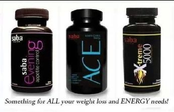 Have you tried ACE or Saba evening (for the evening snacker) or the newest product Xtreme 5000 all will help with weight loss and energy. Saba evening will also give you a good nights sleep and awake refreshed.  www.sabaforlife.com/xtrememe Or  www.weightloss-ace.com for samples of ACE or Xtreme 5000
