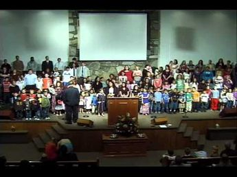 New Manna Baptist Church Bus Ministry Choir - Whosoever Will - Youth Rally 2012 - YouTube