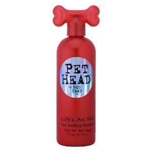 """Pet Head """"Life's an Itch"""" Soothing Shampoo: Warmer weather always makes Miles itchy. This might be just what he needs."""