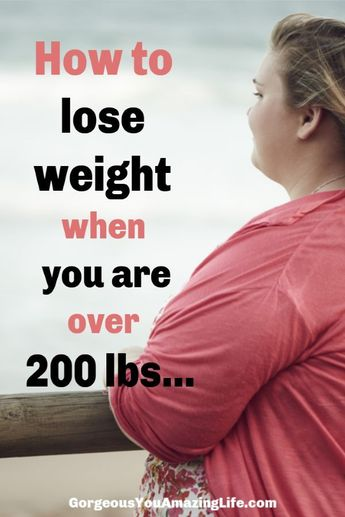 Weight loss for women over 200 lbs is a constant battle and ongoing health concern. Following the steps in the post can help you build lifetime healthy habit to lose weight permanently. #Weight loss tips for women # Weight loss motivation #Weight loss for women over 200 lbs