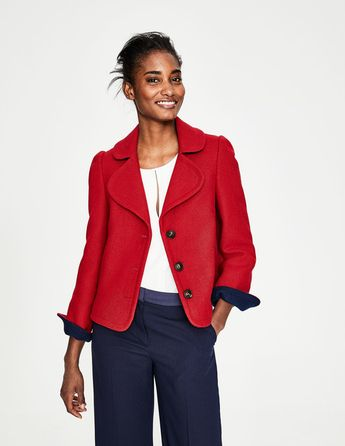 Lindfield Wrap Coat Boden Coats And Jackets In 2018 T
