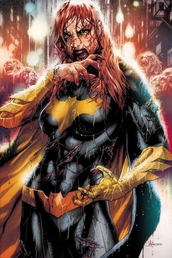 DCeased #3 Batgirl Variant - Jay Anacleto