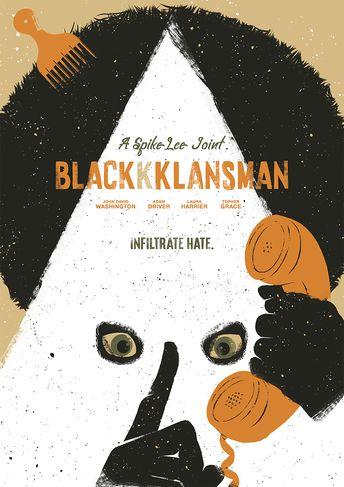 BlacKkKlansman (2018) [842 x 1191]