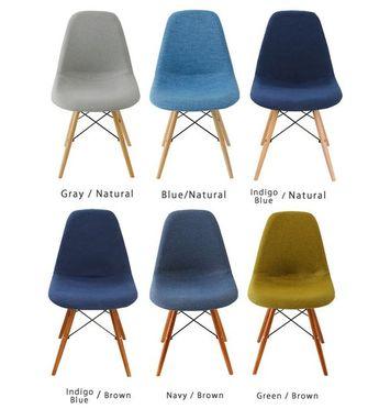 【楽天市場】イームズチェア シェルチェア イームズ DSW チェア 椅子 いす ダイニング ダイニングチェア オフィスチェア コンパクト パソコンチェア リプロダクト ファブリック おしゃれ モダン 送料無料 送料込:家具通販のロウヤ
