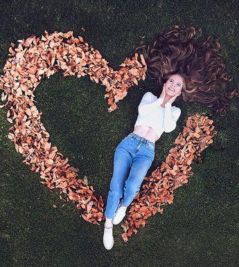"L E A   85 k on Instagram: ""#question Herbst oder Winter?💋 - 🦊Tap here🦊 🍁@tumblr.leaa🍁 - # me beides😍 - 🎶: @lisamarie_schiffner - #tumblrgirl #tumblr #tiktok #cute…"""