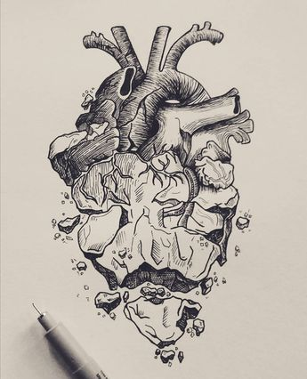 "Artesania di Instagram """"Mati Rasa"" #drawing #pen #ilustration"""