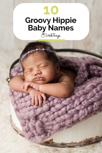 10 Hippie Baby Names