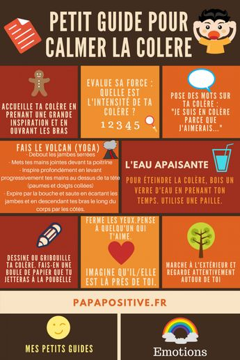 Téléchargement gratuit : Petit guide pour calmer la colère