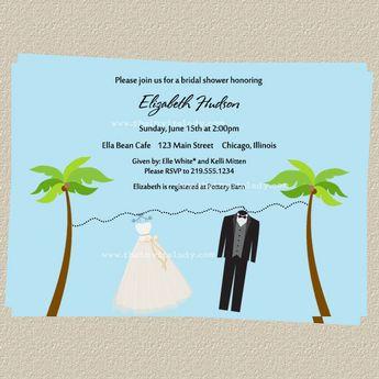 couples shower invitations beachy bridal shower beach couples wedding wedding dresses