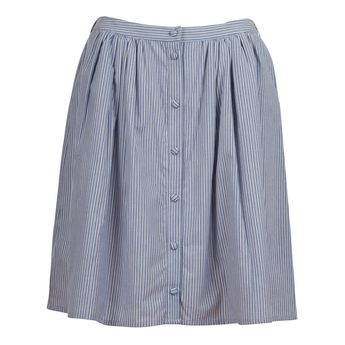 Photo of Penelope Button Front Skirt
