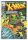 "Uncanny X-Men # 72 Marvel Comics 1971 ""From Whence Comes...Dominus?"" / Cyclops #comics"