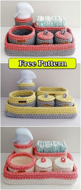Latest And Unique Crochet Free Patterns