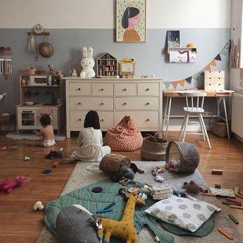 Precis så som ett barnrum ska vara ⚽️ #familylivingfint hos @alessmalpica