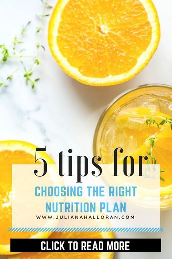 When starting a new plan we have to make some major changes to accommodate the healthier ones. With that being said what factors do we consider before choosing a nutrition plan?  Read here my 5 tips for choosing the right nutrition plan!
