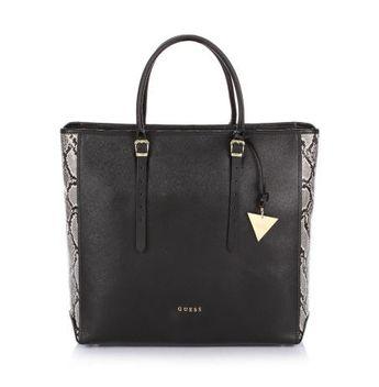 Sacs Guess - Lady Luxe Python Print Modern Tote Bag Guess