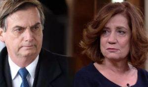 Globo lê nota de repúdio à declaração de Bolsonaro sobre Leitão