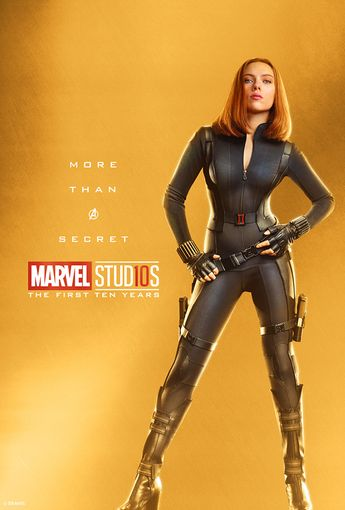 Marvel Studios: The First Ten Years on Behance