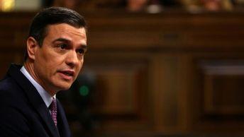 Sánchez solicita voto en Congreso español para formar Gobierno
