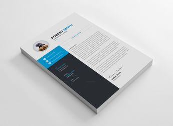 Contemporary Resume Design 002727 - Template Catalog