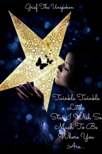 Twinkle Twinkle Little Star I Wish So Much To Be Where You Are...
