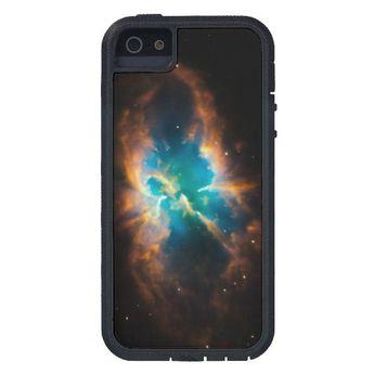 Celestial Blue Green Splendid Nebula Case-Mate iPhone Case | Zazzle.com