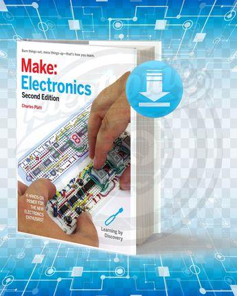 Download  Make Electronics.