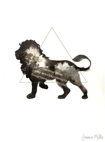 Aslan!! Narnia. Minimalistic. Further up and further in!