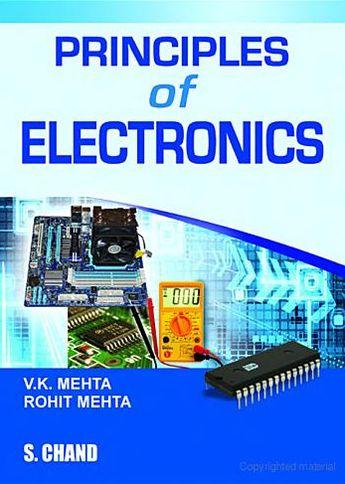 Principle of Electronics By VK Mehta