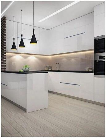 60+ Elegant and Luxury Kitchen Design Ideas » Homedecorsidea.info