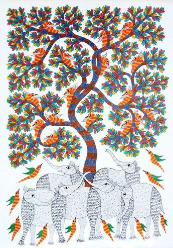 Artist: Chhoti Tekam