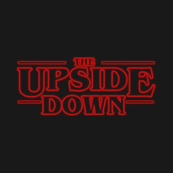 """""""The Upside Down"""" Stranger Things by scornely"""