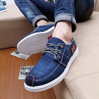 Classic Men's Sneakers Skateboarding Shoes