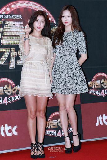 #걸스데이 #Girl'sDay 박#소진 Park #Sojin / 김#아영(#유라) Kim #Ayeoung or #Ahyoung(#Yura)