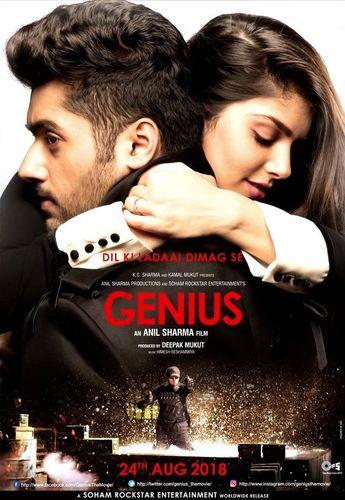 Genius 2018 HDRip 720p Full Hindi 300mb