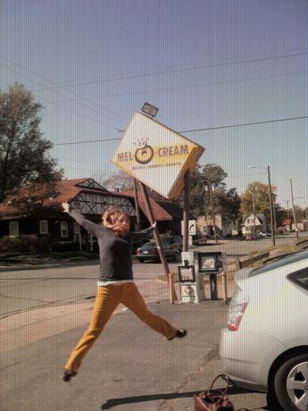 Maid Rite Sandwich Shop, Route 66 - Springfield, Illinois