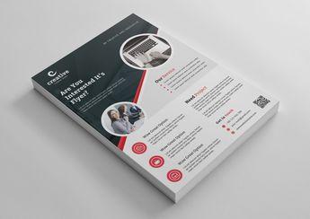 Havana Professional Business Corporate Flyer Template 001411 - Template Catalog