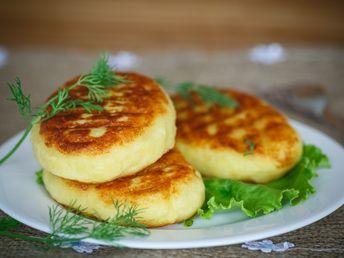 Maâkouda (galettes de pommes de terre marocaines)