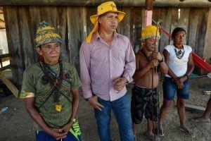 Indígenas da Amazônia pedem legalização de mineração em suas terras