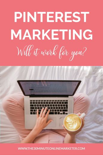 Does Pinterest marketing work for every niche? Read this blog post to find out what steps you can take to find out if Pinterest is the right social media to promote your blog. #pinterestmarketing #pinterest #socialmediatips #socialmedia #bloggingtip #pinterestforbloggers #pinteresttips