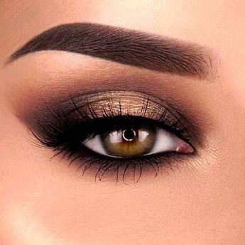 50 Hottest Smoke Eye Makeup Tutorials Ideas