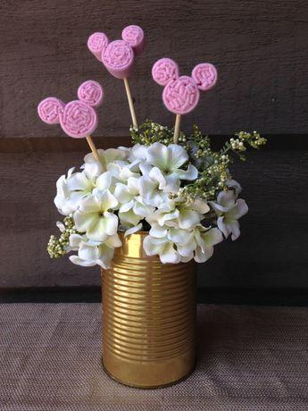 Disney Wedding Centerpiece Mickey Mouse Fl Embellishments