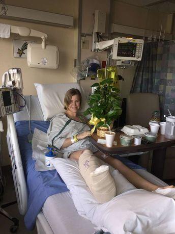 An Army mom cancer survivor and warrior