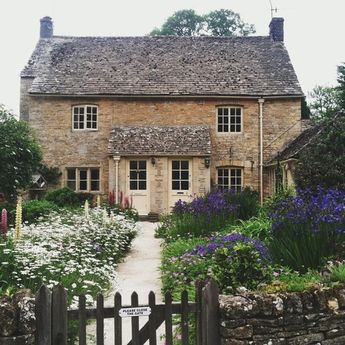 Lower Slaughter, England.