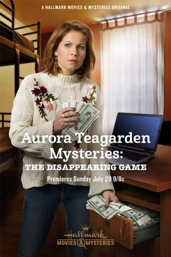 Its a Wonderful Movie - Your Guide to Family and Christmas Movies on TV: Candace Cameron Bure stars in Hallmark's Aurora Teagarden Mysteries: The Disappearing Game!